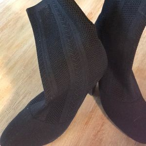 Charles David Heeled Boots